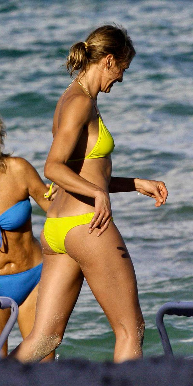 Cameron Diaz Fotos Bikini Playa Sexy 13