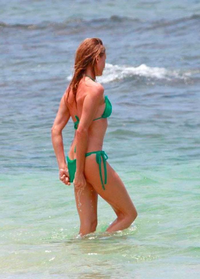 Cameron Diaz Fotos Bikini Playa Sexy 8