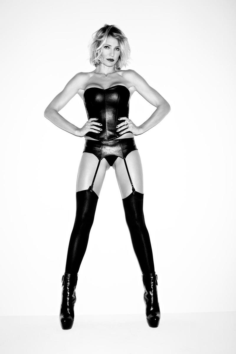 Cameron Diaz Sensual Desnudo Fotografías 7
