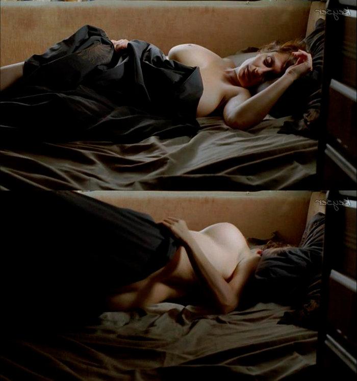 Clara Segura desnuda