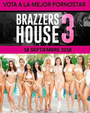 Gran Orgía Brazzers House 3