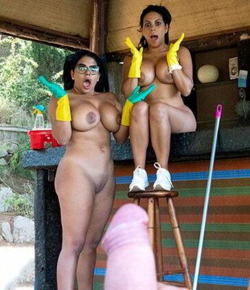 Kesha Sheila Ortega criadas del amo