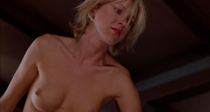 Naomi Watts Topless Película Mullholland Drive