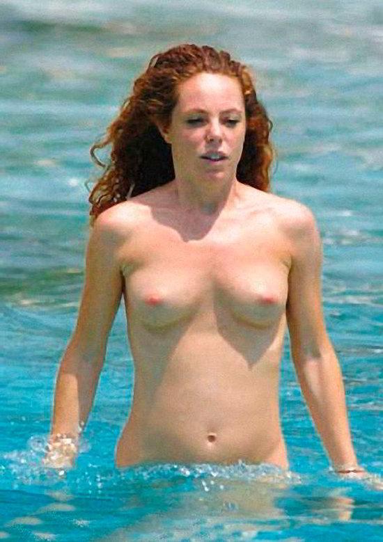 Silvia Marty desnuda