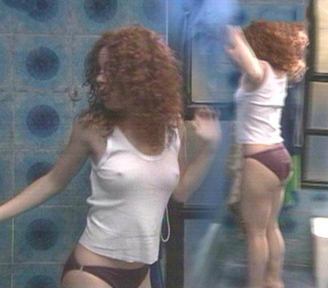 Silvia Marty transparencias en series