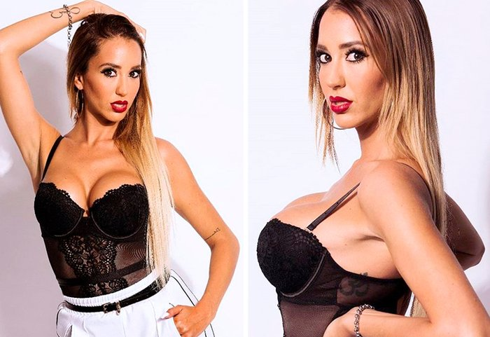 Aurah Ruiz Gran Hermano VIP 6