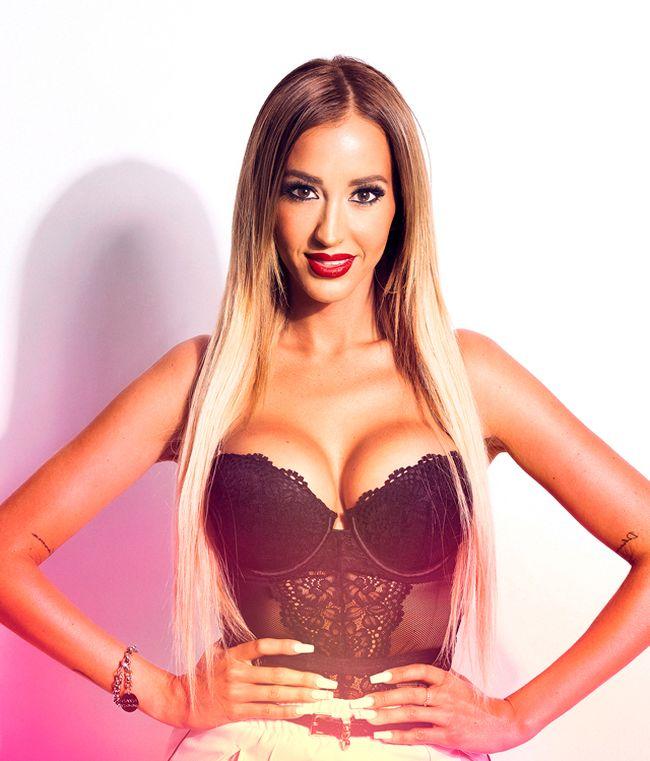 Aurah Ruiz entra en Telecinco