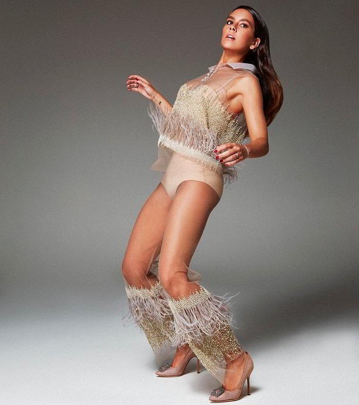 Cristina Pedroche celebridad de Tv