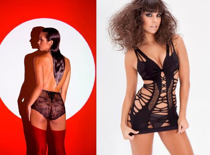 Cristina Pedroche en revista erótica