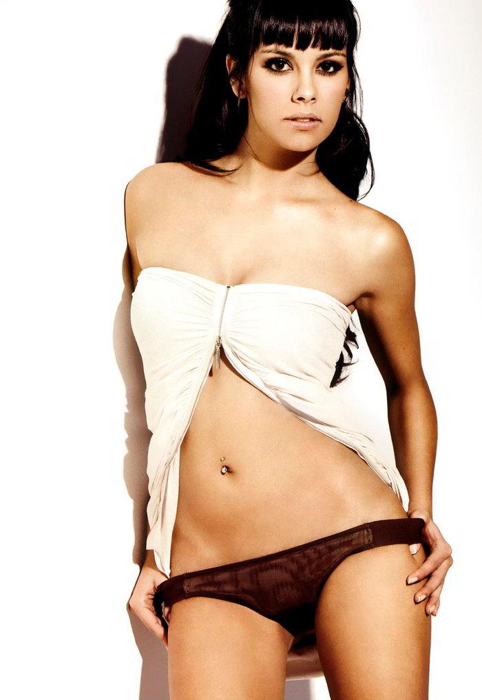 Cristina Pedroche ligerita de ropa