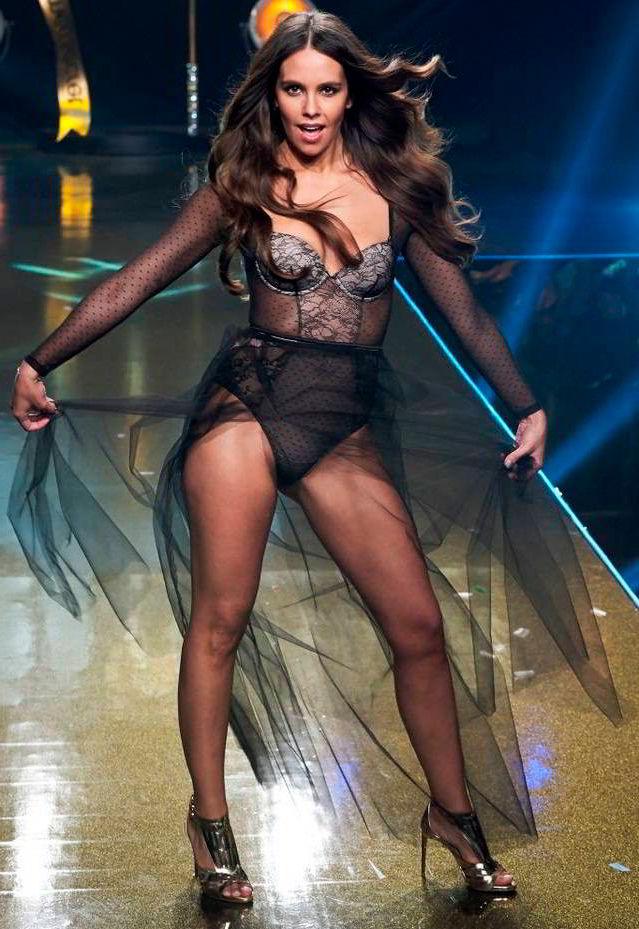 Cristina Pedroche vestido sexy