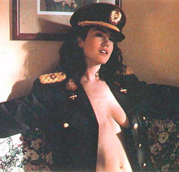 Jennifer Connelly en Topless