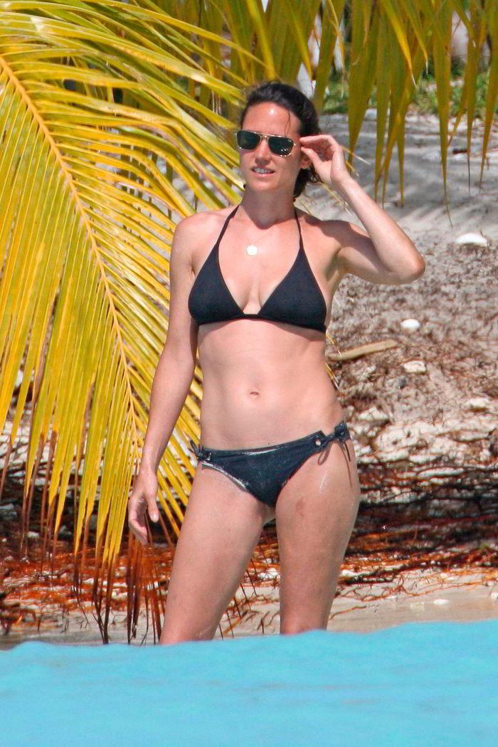Jennifer Connelly en bikini