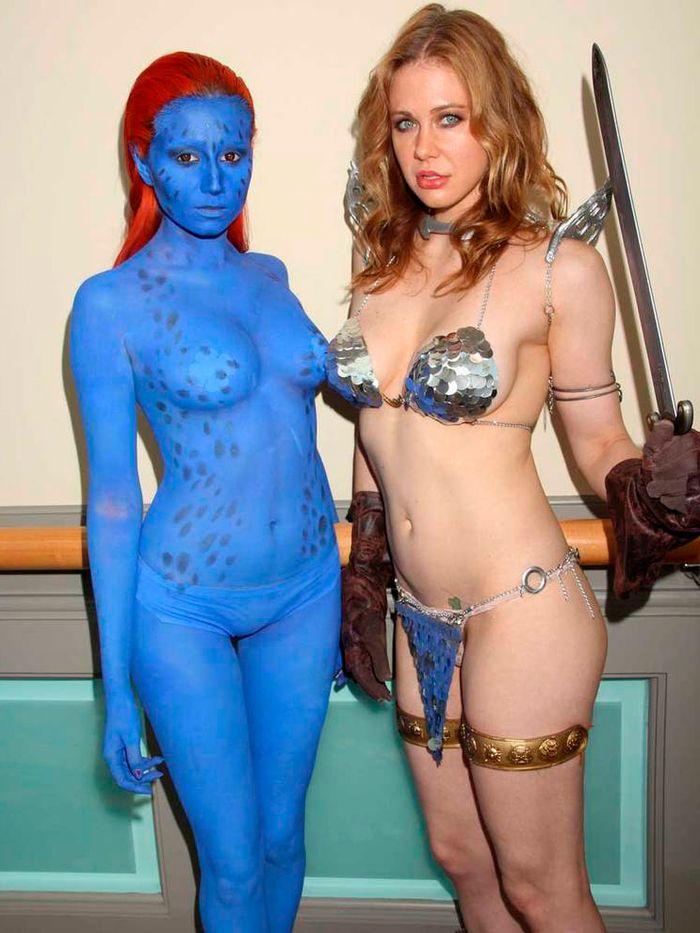 Los cosplays de Maitland Ward Baxter