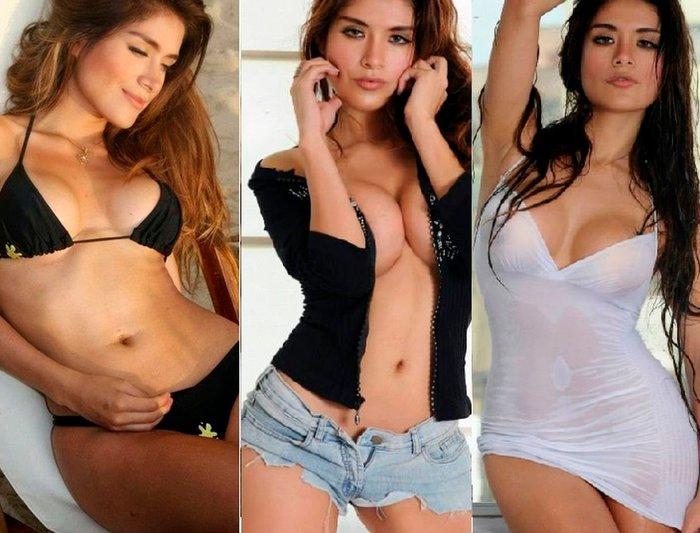 Los desvestidos de Miriam Saavedra