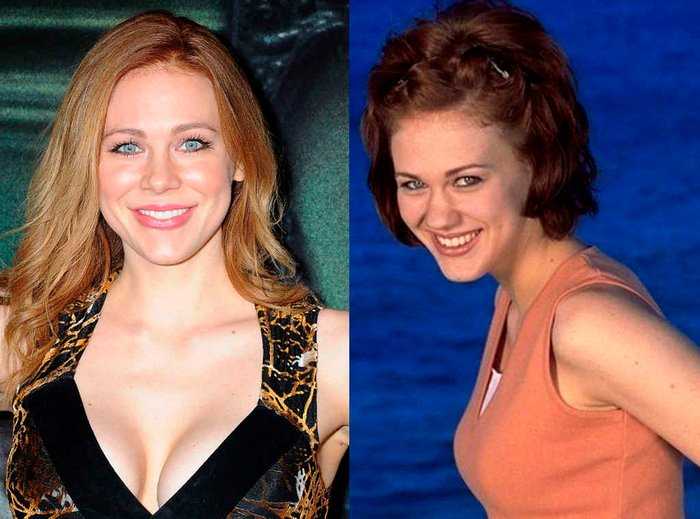 Maitland Ward Baxter actriz de Hollywood