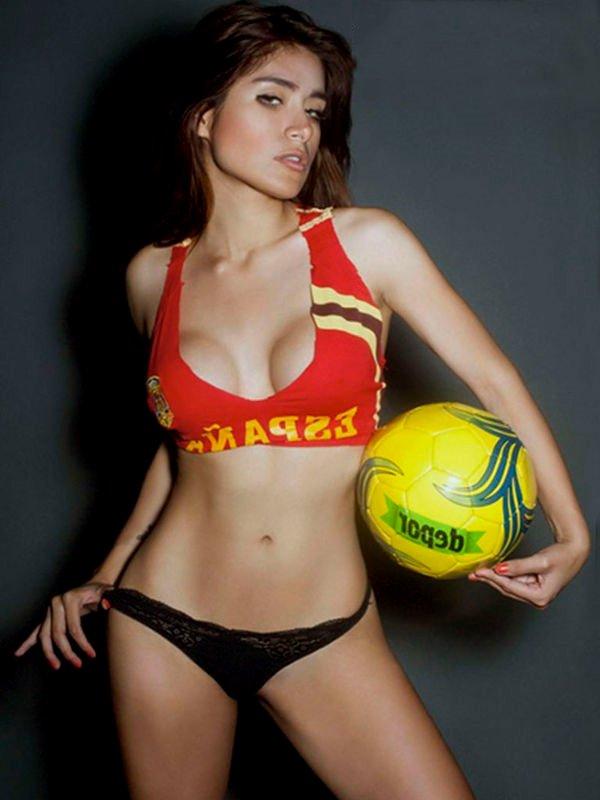 Miriam Saavedra fotos sexys