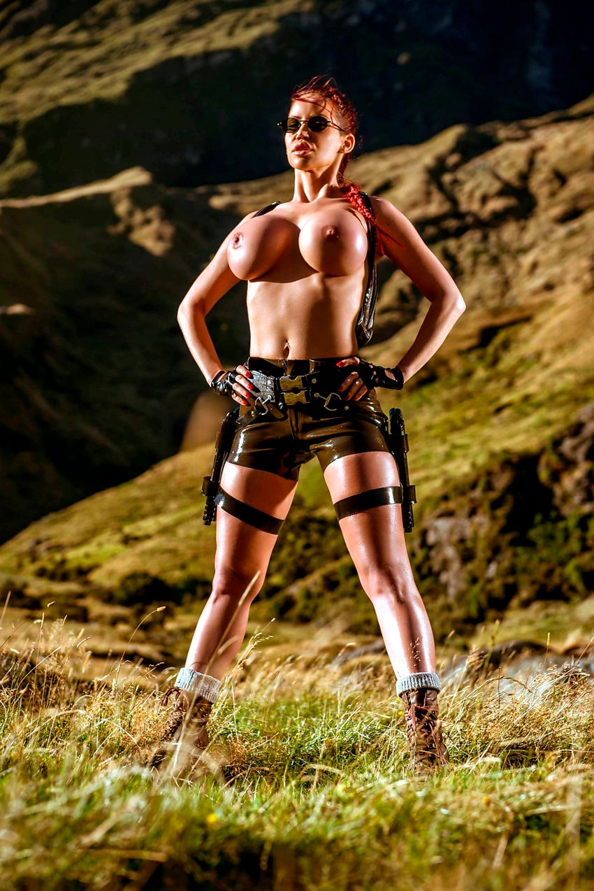 Bianca Beauchamp Tomb Raider 1