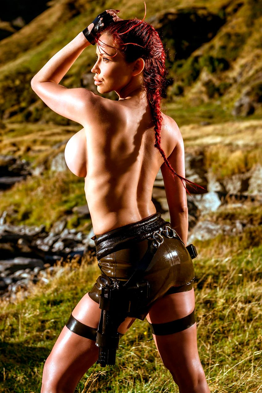 Bianca Beauchamp Tomb Raider 2