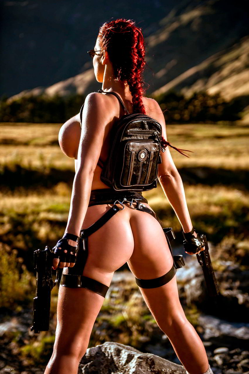 Bianca Beauchamp Tomb Raider 4
