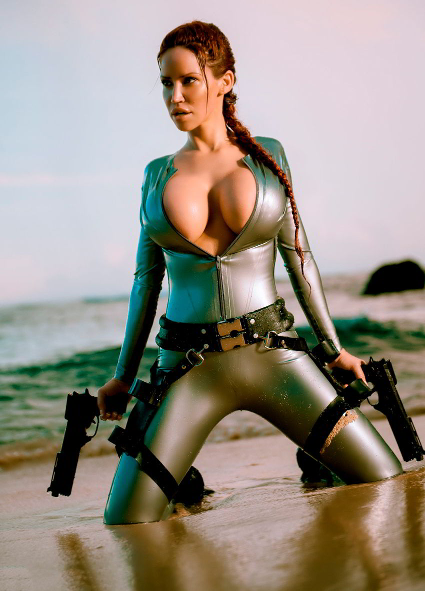 Bianca Beauchamp Tomb Raider 5