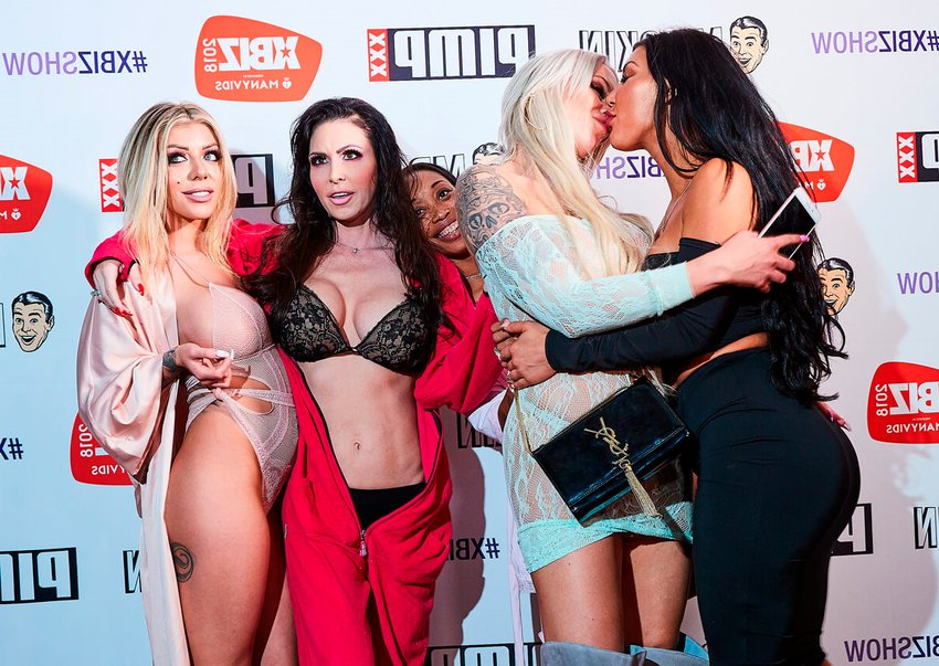 Ceremonia XBIZ Awards 2019