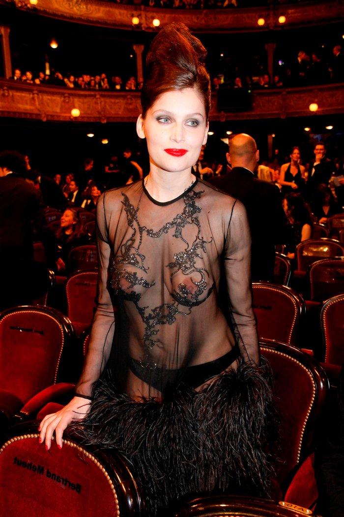 Laetitia Casta en festival de cine