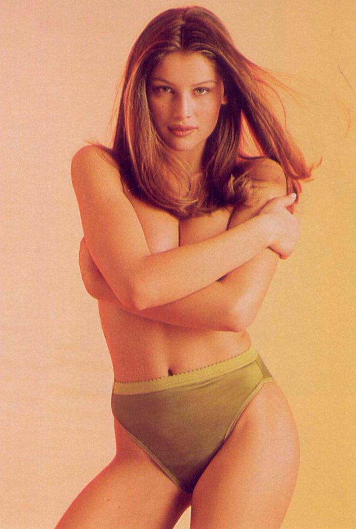 Laetitia Casta modelo francesa