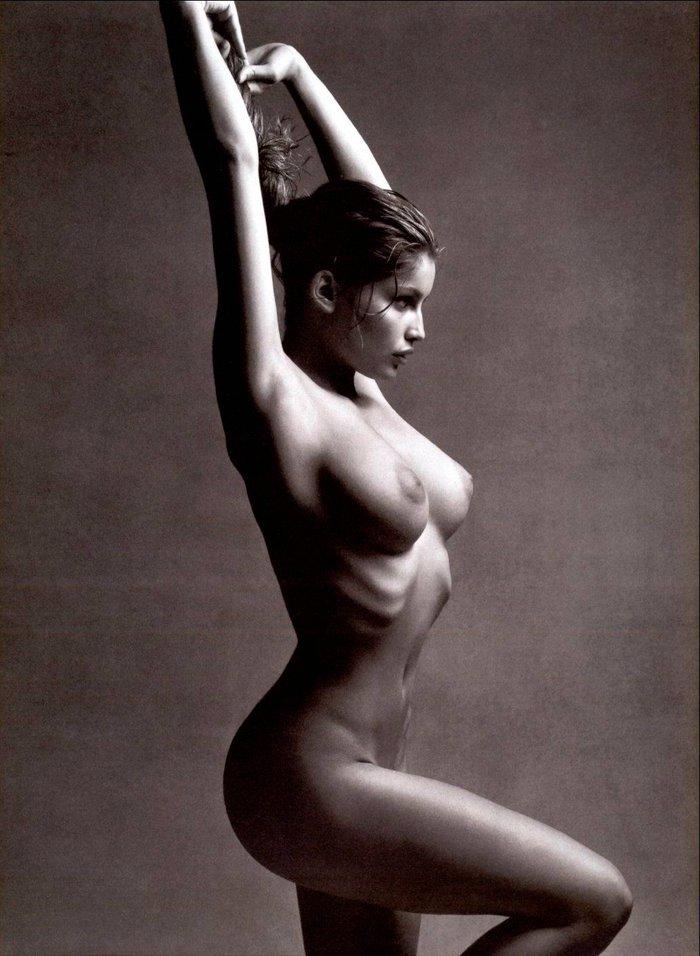 Laetitia Casta y sus desnudos artísticos