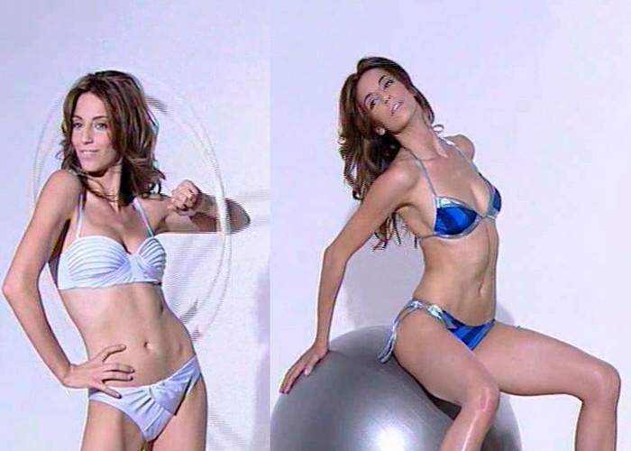 Las fotos más sexys de Almudena Cid