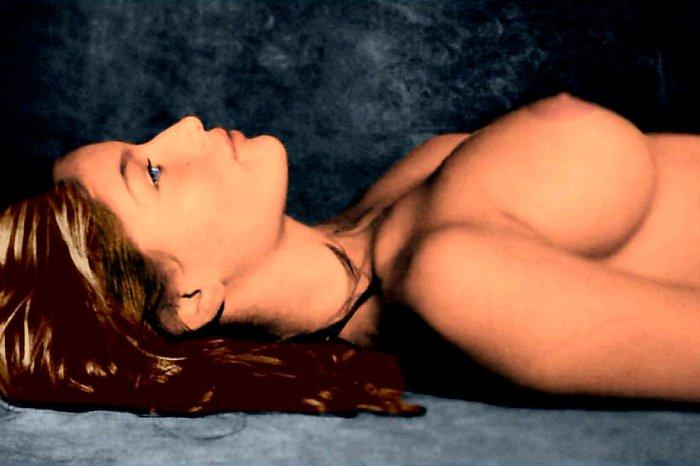 Los maravillosos pechos de Laetitia Casta