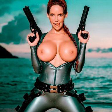 Versiones Porno Lara Croft Tomb Raider