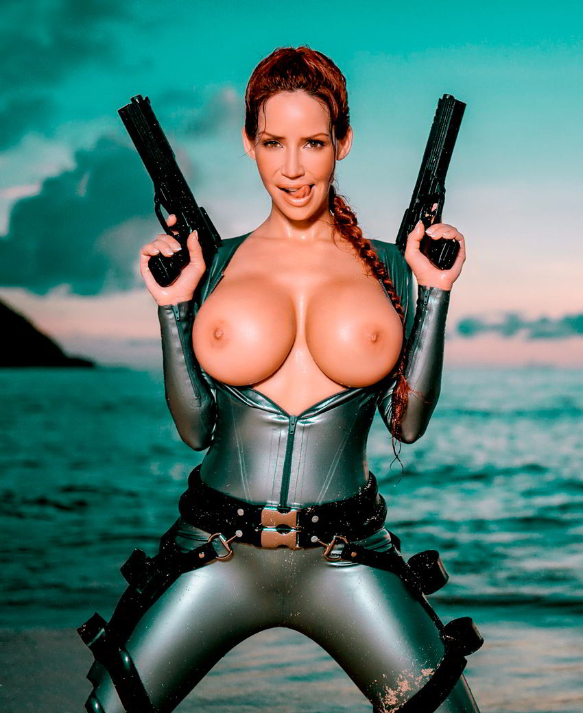 Versiones Porno Lara Croft Tomb Raider