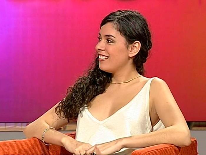 Ana Arias actriz de cine