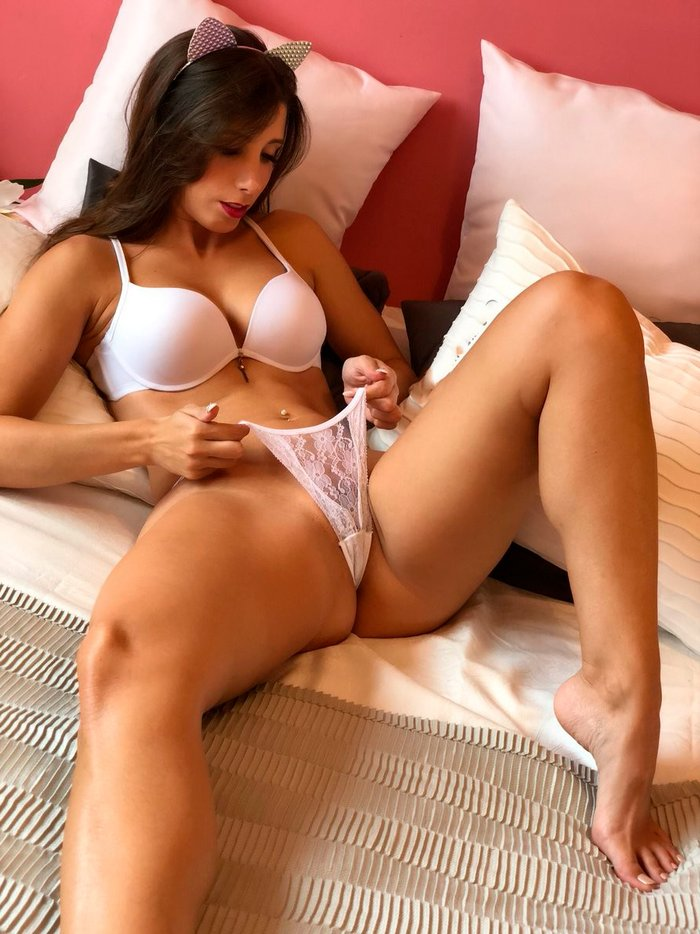 El perfecto cuerpo de Judit Benavente