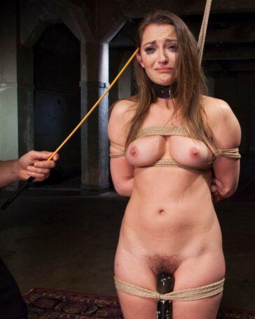 Entrenamiento BDSM de Dani Daniels