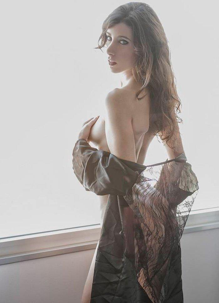 Judit Benavente modelo de Instagram