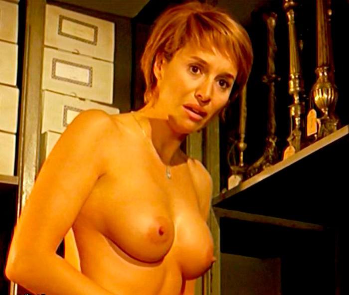Mar Regueras desnuda en películas y series