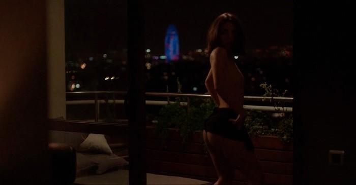 Vicky Luengo baile erótico striptease Leyes Termodinámica