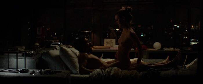 Vicky Luengo escenas sexuales Leyes Termodinámica