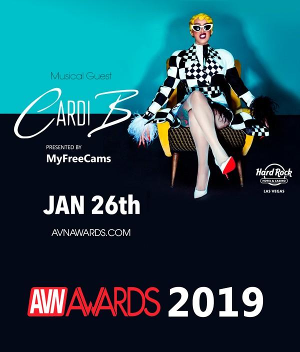 Premios AVN Awards 2019