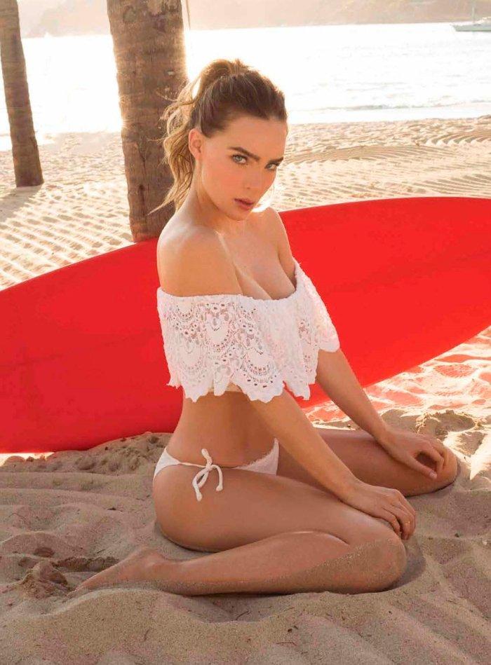 Belinda Peregrín actriz mexicana