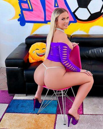 Layla Love primer anal