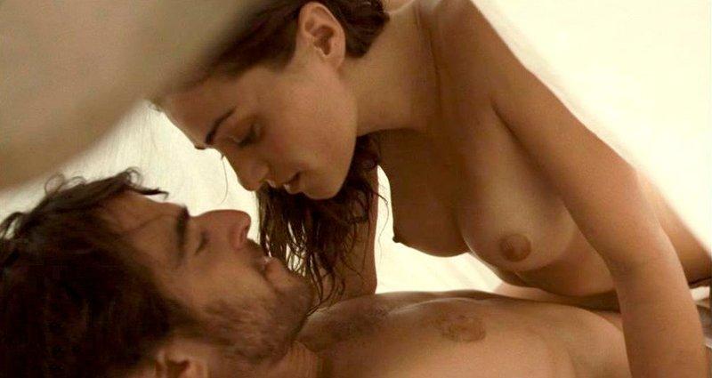 Olivia Molina escena de sexo