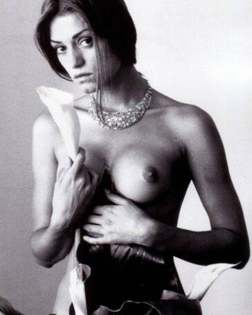 Olivia Molina sesión fotográfica erótica