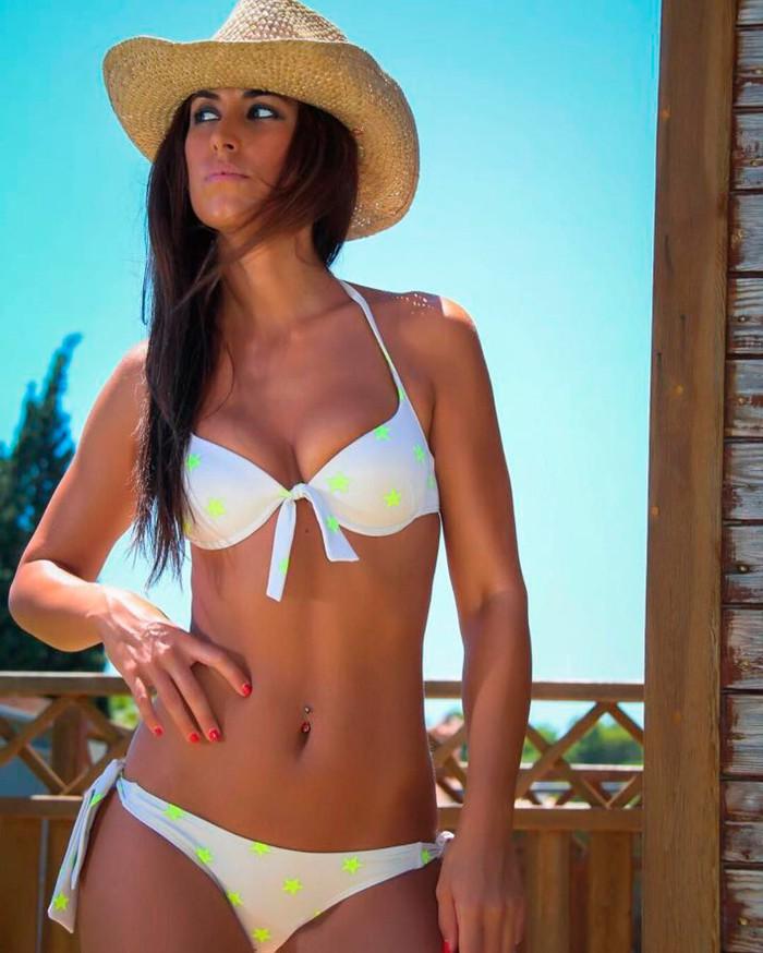 Raquel Martín bikini