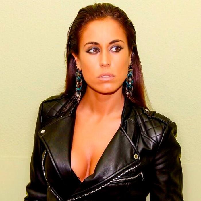 Raquel Martín modelo ropa