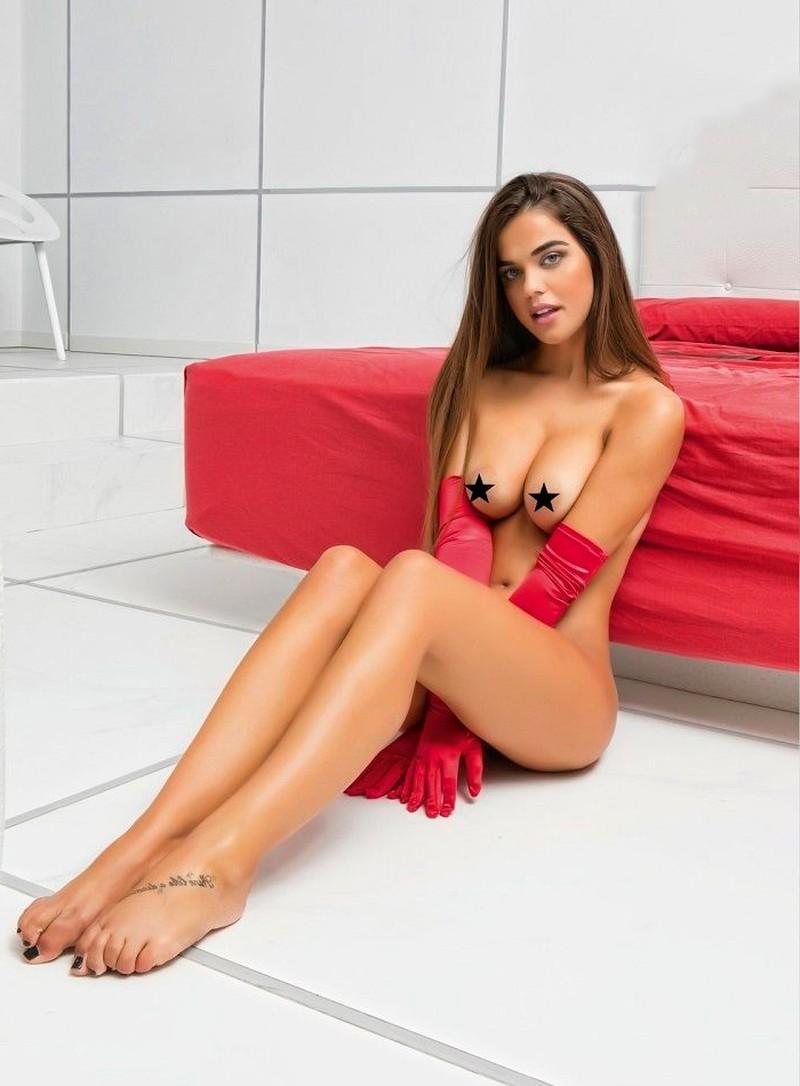 Violeta Mangriñán preferencias sexuales