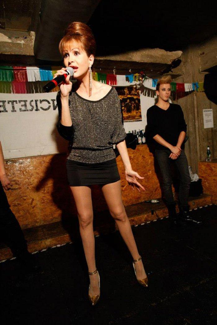 Yurena cantante española