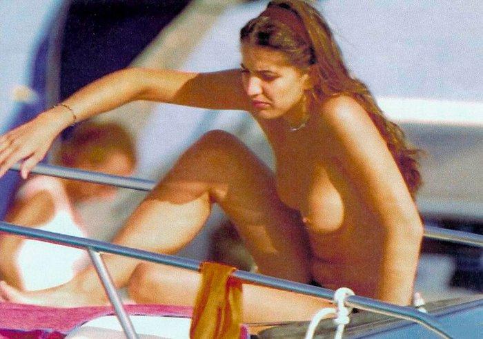 Los pechos de Lucía Jiménez